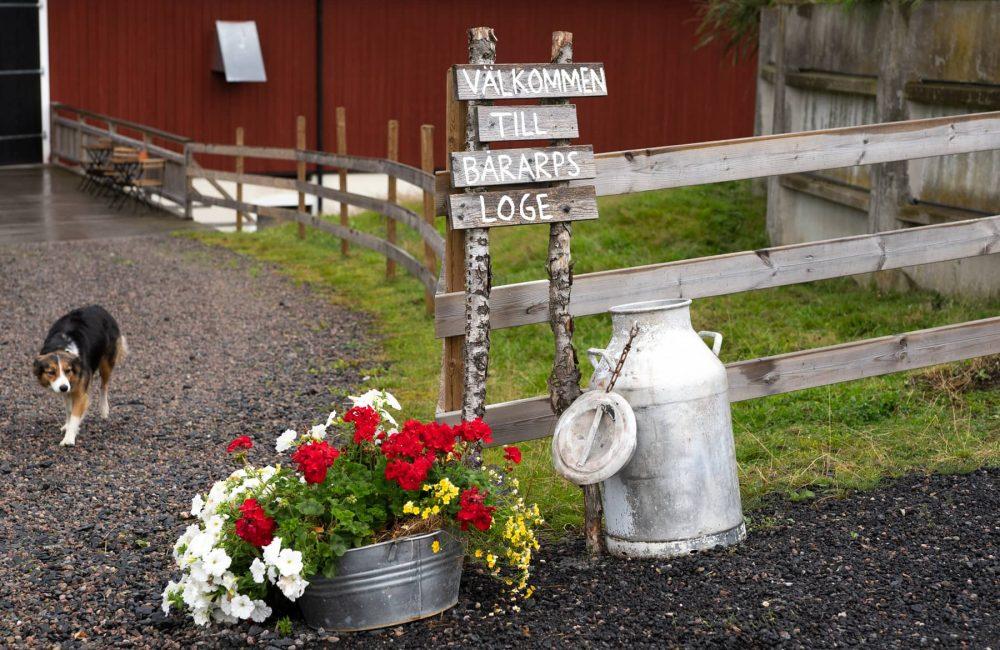 Bårarps Loge på Ängens Gård i Jönköping